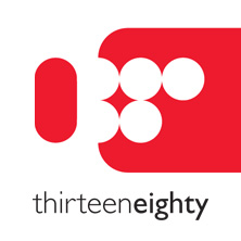 Thirteen Eighty logo